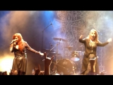 Therion - Beloved Antichrist - The Rise Of Sodom (Москва, ГлавClub, 12.04.2018)