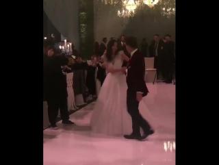 Taeyang ❤️ Min Hyorin - first dance