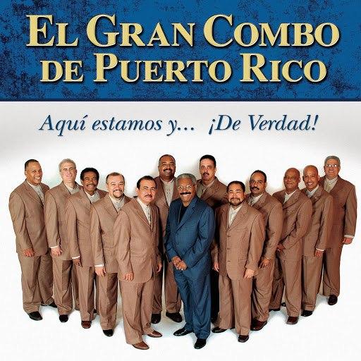 El Gran Combo de Puerto Rico альбом ¡Aqui Estamos y de Verdad!