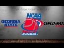 Georgia State Panthers vs Cincinnati Bearcats | 16.03.2018 | 1st Round | NCAAM March Madness 2018