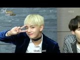[RUS SUB][25.10.16] BTS @ MV Bank Stardust