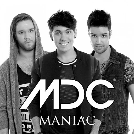MDC альбом Maniac