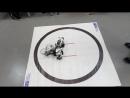 Соревнование Сумо в ЦИТ Эра роботов