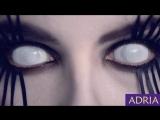 ADRIA Sklera Pro WooD. Образ Dark princess склера Adria.
