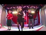 Вера Брежнева - Ты мой человек. Танцы в студии Русского радио