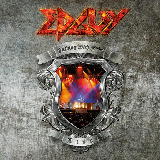 Edguy альбом Fucking with Fire (Live in Sao Paolo 2006)