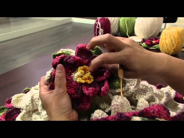 Mulher.com 29/10/2013 Cristiana Luriko - Tapete de Natal P 1/2