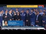 Интервью А.Ю. Шутова телеканалу Россия24 о выдвижении Владимира Путина