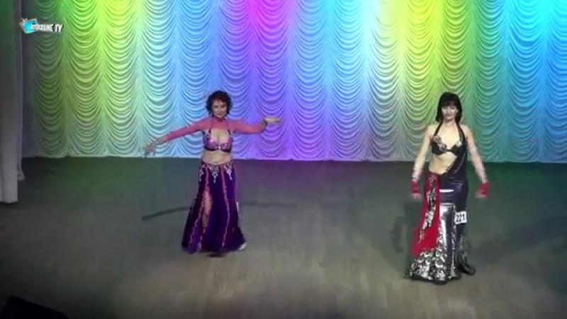 Юлия Барышникова, Татьяна Шибанова☀Belly Dance GOLD FINAL Senhora☀Ukraine Oryant 19007