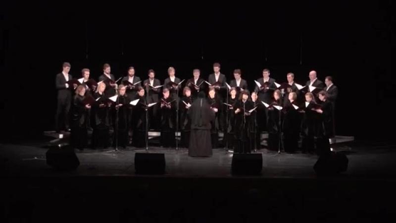 Причитание Праздничный хор Свято Елисавенинского монастыря 2017