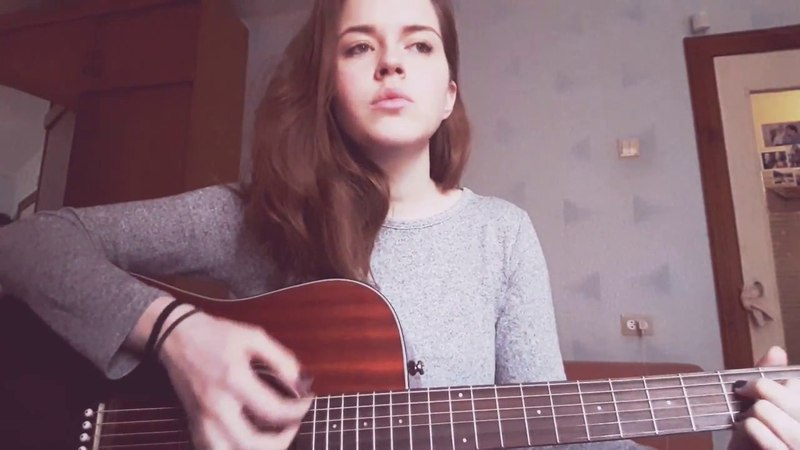 Your love roars louder than my demons - my first original song