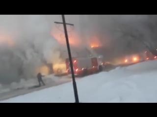 В Новосибирске случился сайлент хилл.