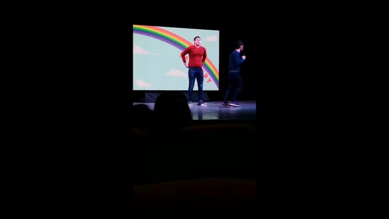 Финал Молодёжка 2017 КВН Черкассы (внеконкурсное выступление)