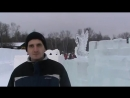 Visiting The Ice - City in The Kuzminky park. Moscow ! LGBT TRAVELS © Copyright.