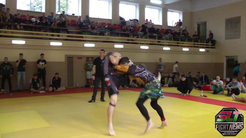 Чемпионат Республики Беларусь по грепплингу UWW 3 ковер 3 09 2016 г Минск