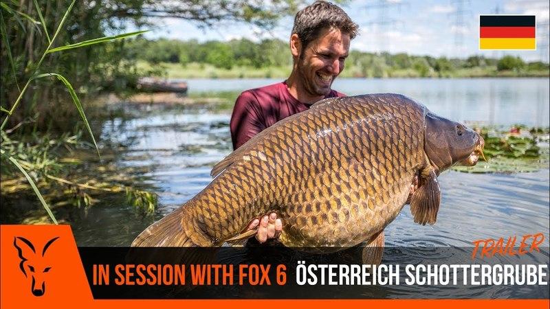 ***Karpfenangeln TV*** In Session with Fox 6 - Österreich Trailer