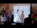 Александра_Альянова показ Marriot Wedding Expo