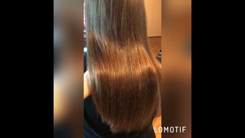 Полип волос 💕 wow_hair134