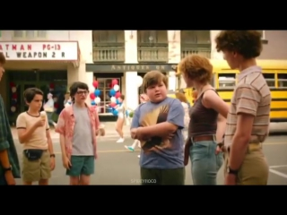 Wellcome to the losers club » club of losers » stranger things