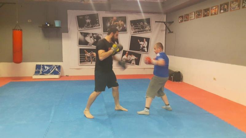 Тяжеловес Кирилл 10 лет вес 60 кг