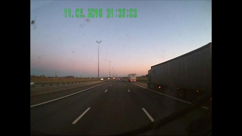 авария на Киевке 10 05 18