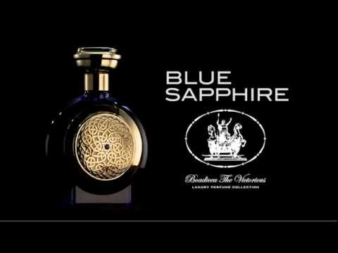 Blue Sapphire by Boadicea the Victorious