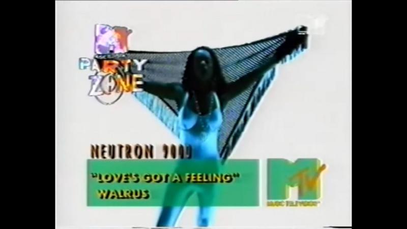 NEUTRON 9000 - LOVE'S GOT A FEELING \ 1991