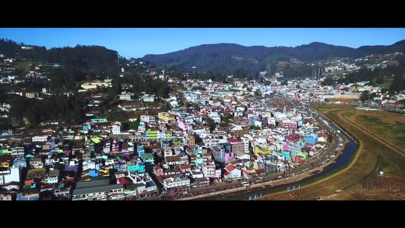 OOTY from the Air