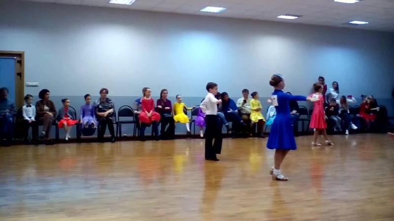 Кубок Миньона, Егор, аттестация Н4, соло