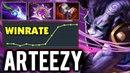 Arteezy Riki Dual Midlane Highest Win Rate Hero of 7 13 Dota 2