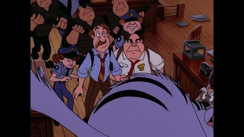 Чип и Дейл спешат на помощь 01 - Похищенный рубин