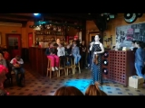 Обворожительный вокал и скрипка! Евгения Акназарова!