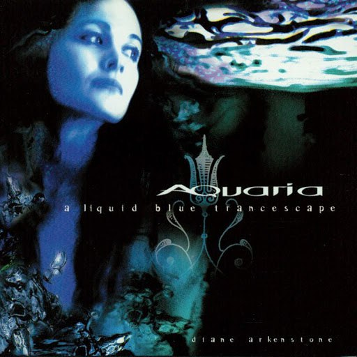 Diane Arkenstone альбом Aquaria - A Liquid Blue Trancescape