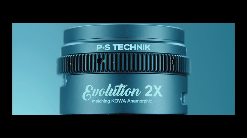 Kowa Anamorphic vs. PS Technik KOWA 2x Anamorphic Evolution Lenses - Comparison video