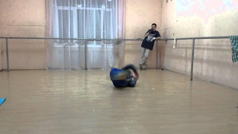 Брэйк F.M. тренировка по брейк данс