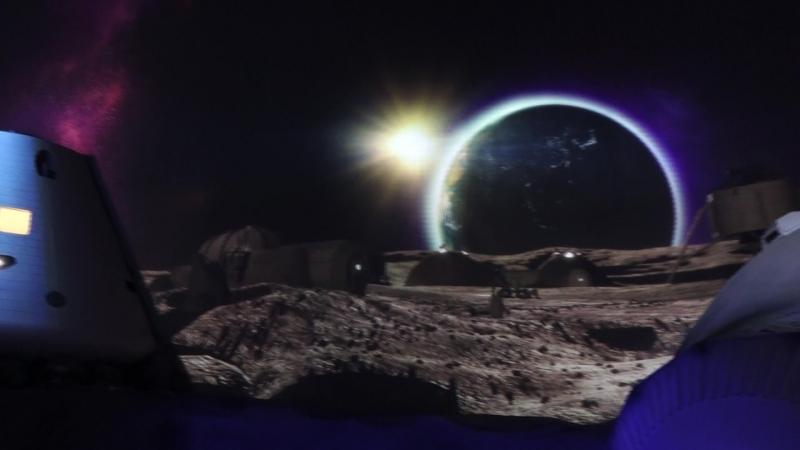 00199 EXPO - ЭКСПО 2017 - ОРЕЛ И РЕШКА И ГЮЛЬЧАТАЙ НА ЛУНЕ И and The МИККИ