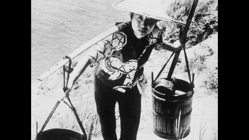 Канэто Синдо - Голый остров \ Kaneto Shindô - Hadaka no shima (1960,Япония)