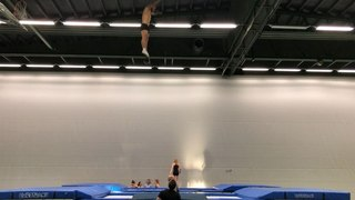 "🇸🇪 Trampoline Gymnast on Instagram: ""Long time no see ➰"""