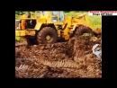 ✅Трактор застрял в грязи Новая Большая Подборка Тракторы на Бездорожье Tractor off-road Compilation