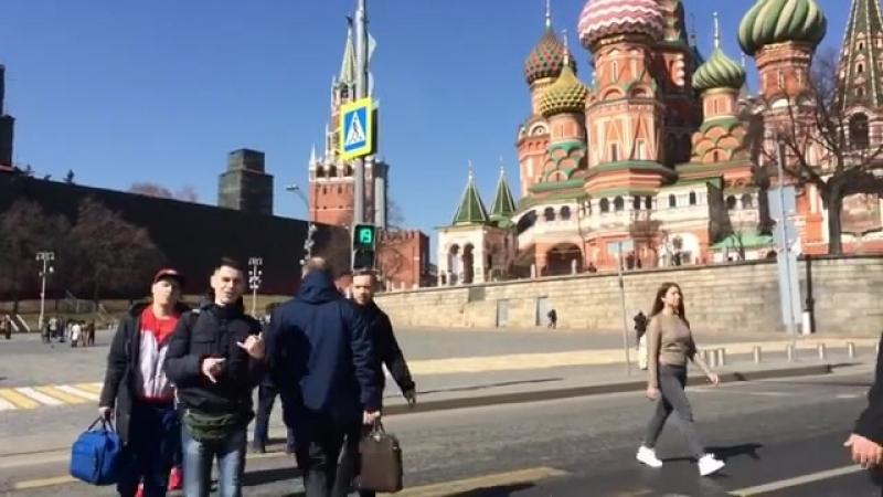 Ещё немного добрых кадров из Москвы🙌🏻☀️ Я наснимал за 5 дней больше,чем за год в Краснодаре😅 Москвичи, у вас такая же хорошая по