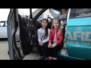 Дети. Автозвук. Моц. Громкий форд