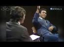 Легендар боксер Мөхәммәт Алиның 1971 елда америка журналисты Паркинсон белән корган әңгәмәсеннән өзек. Рәхим итеп карагыз!