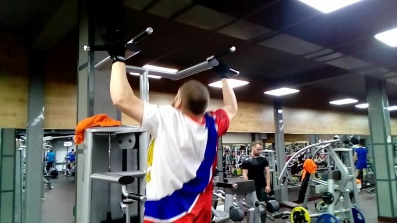 ТРЕНИРОВКА - СПОРТКЛУБ ОРАНЖ (НИЖНЕКАМСК)