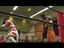 Hyper Misao Priscilla Kelly vs Yuka Sakazaki Shoko Nakajima TJP Lets Go to Osaka in the Spring Together With Your Friends