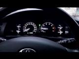 Toyota Land Cruiser TLC 100 4.7 2UZ старт