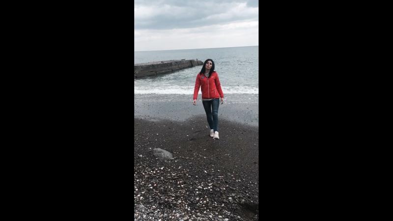 Море как часть души🌊🖤