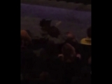 February 21: Video of Justin and Selena Gomez at the Saban Theater in Beverly Hills, California.
