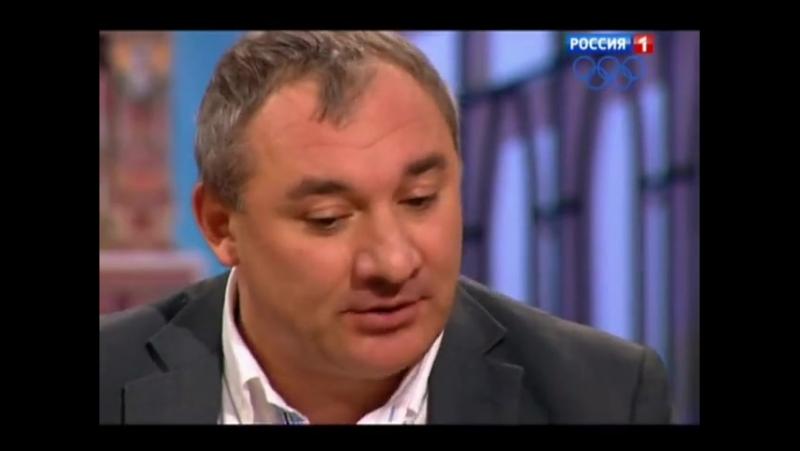 Николай Фоменко теребит писун в прямом эфире