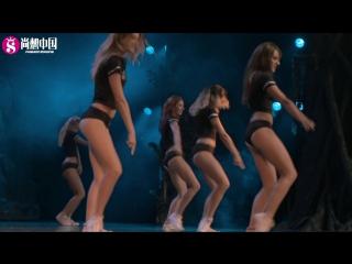 шоу-балет из Днепропетровска