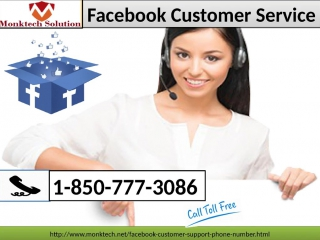 Take Facebook Customer Service to Regain Fb Password 1-850-777-3086